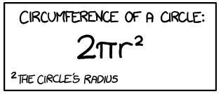 radius-formula