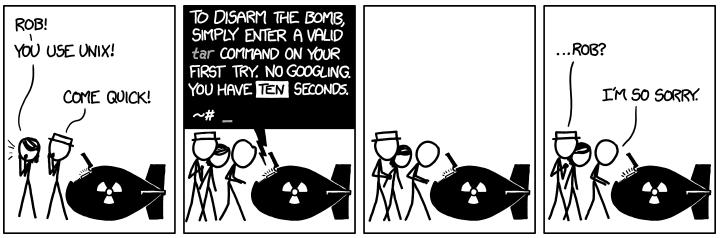 unix-tar